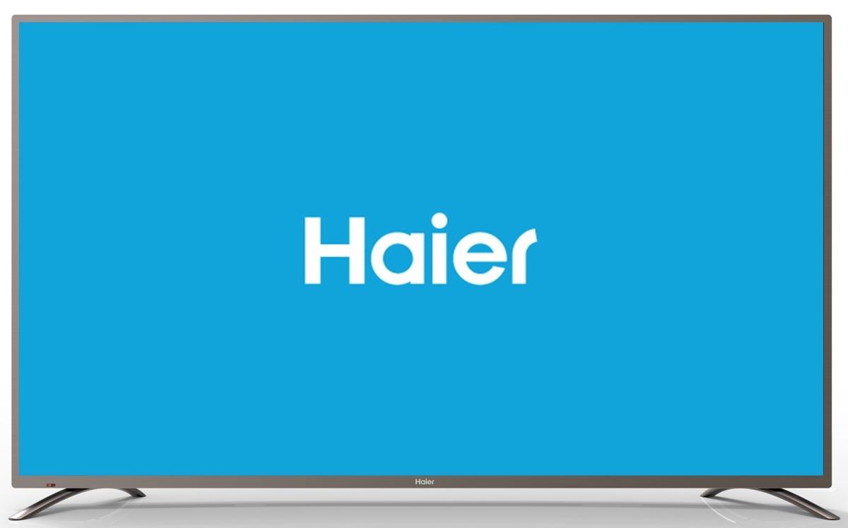 Haier 55 ″ Smart TV - Banggood