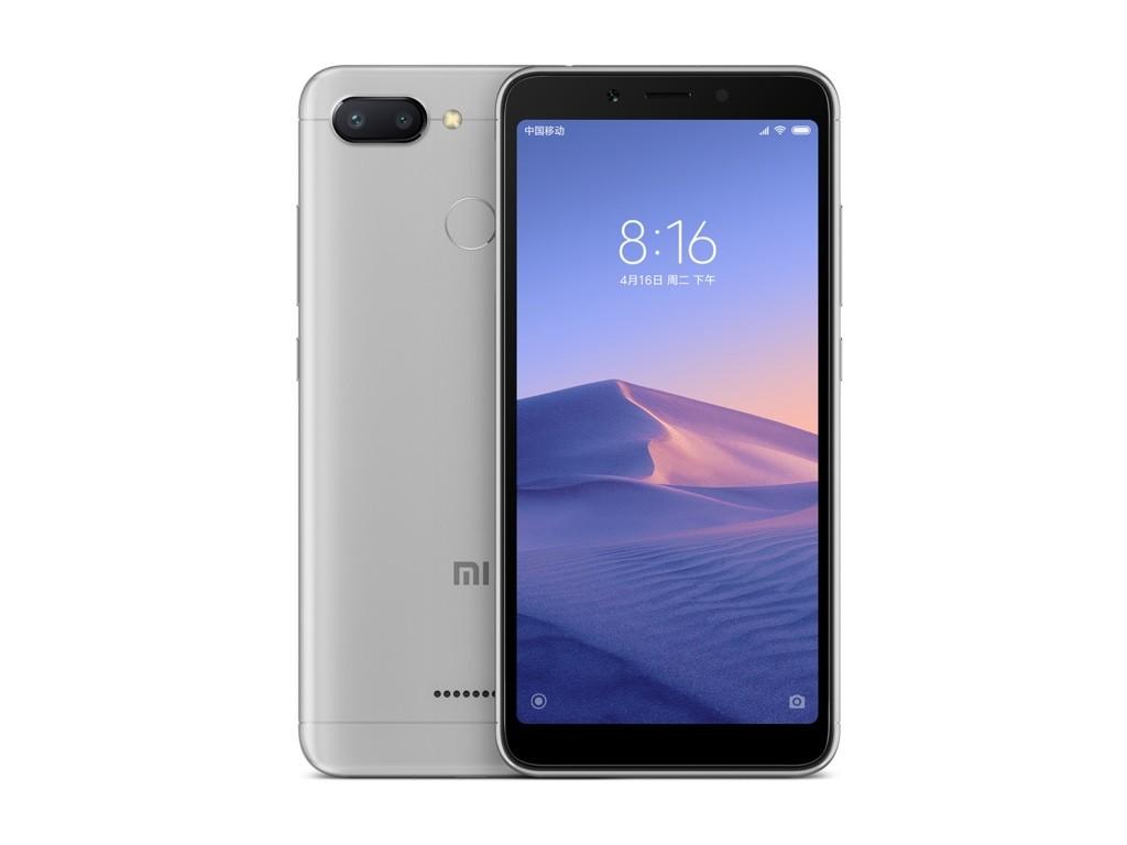 Xiaomi Redmi 6 3/64 GB - Banggood