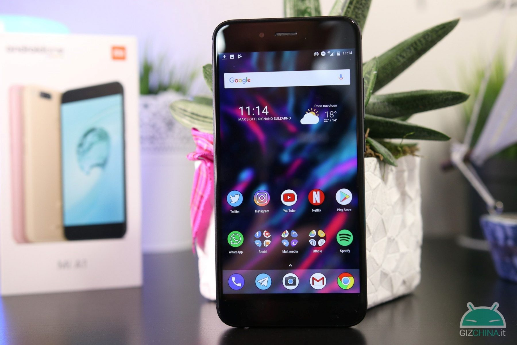 Xiaomi Mi A1 4/64 GB - Banggood