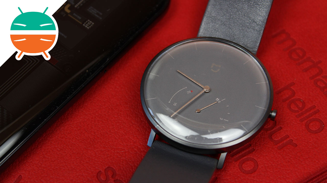 Xiaomi Mijia kvartsklocka från Italien - Geekbuying