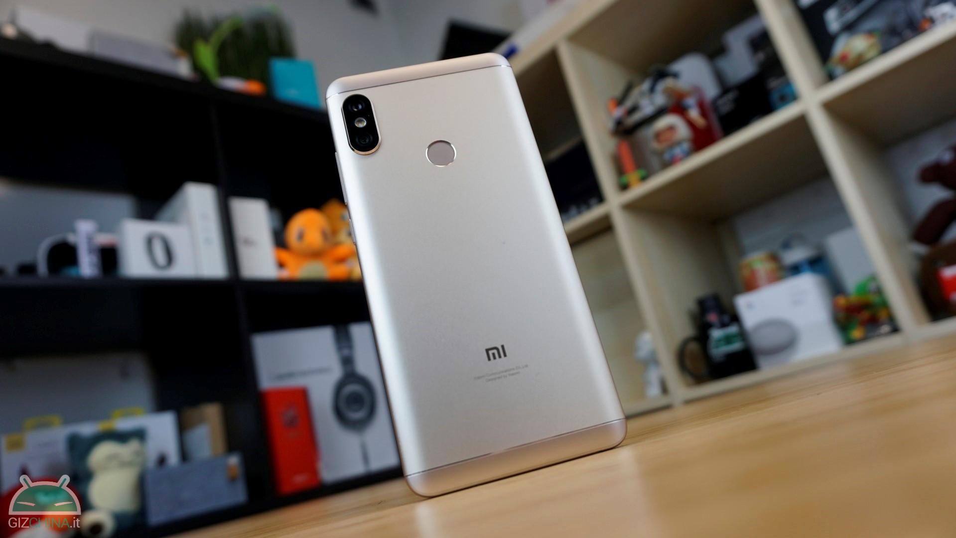 Xiaomi Redmi Note 5 4/64 GB - Banggood