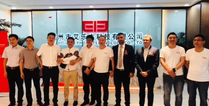Elephone redo för revolutionen: ny fabrik och 42 miljoner investeringar!