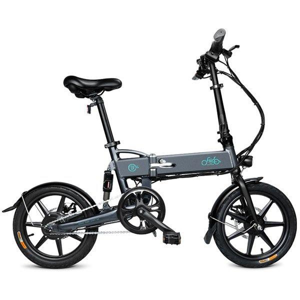 FIIDO D2 Elcykel med Shimano-växellåda - Gearbest