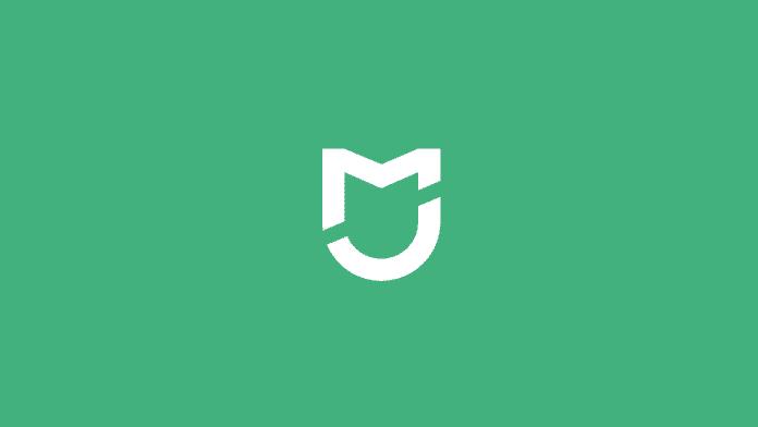 xiaomi mi hem mijia-logotyp
