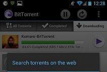 Granskning: BitTorrent Beta för Android