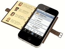 Hantera iPhone-kontakter med CopyTrans-kontakter