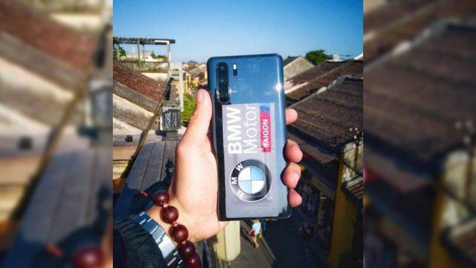 Huawei P30 Pro visas i nya praktiska foton