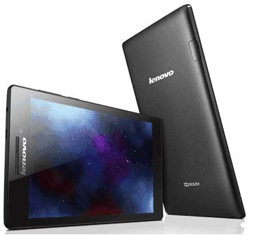 Lenovo Tab 2 lanserades i Indien till 8500 INR