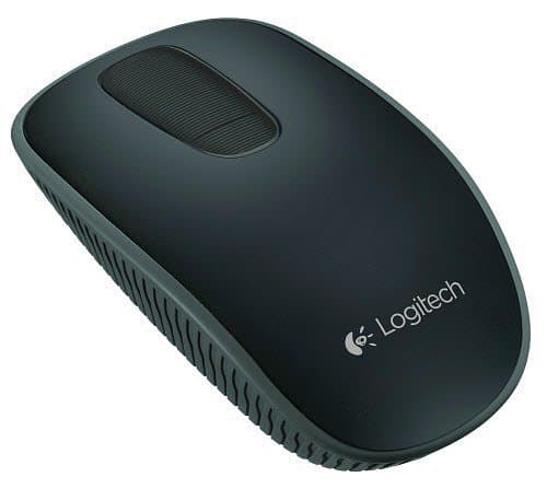 Logitech T400 Wireless Zone Touch Mouse Review