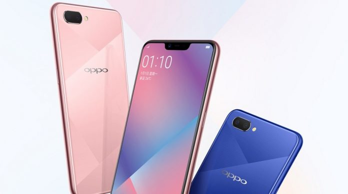 oppo-a5-officiell-datablad-pris-release
