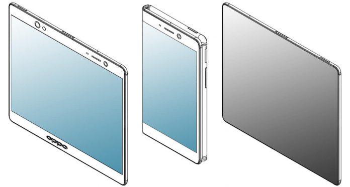 OPPO: detta kan vara designen på den första hopfällbara smarttelefonen