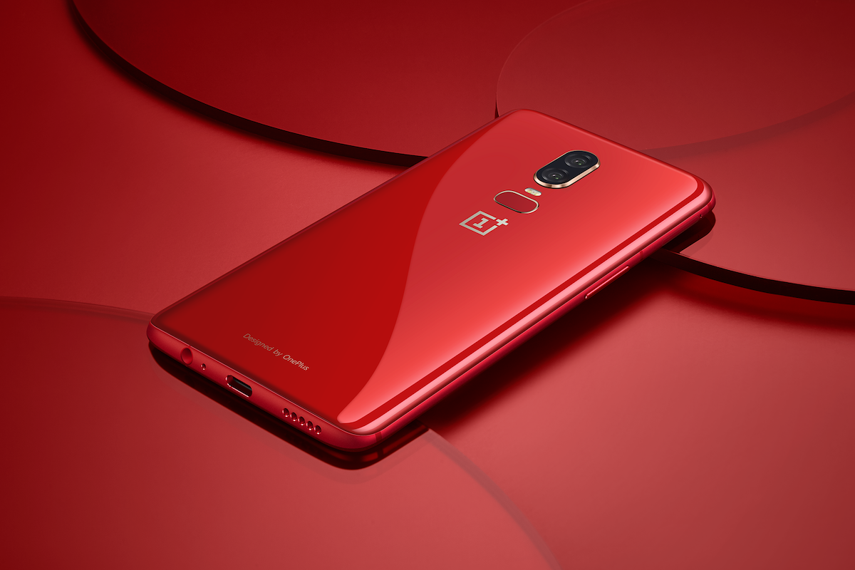 oneplus-6-red-render