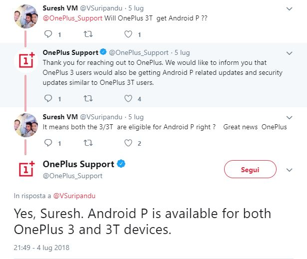 oneplus-3-oneplus-3t-android-p-update-official-support