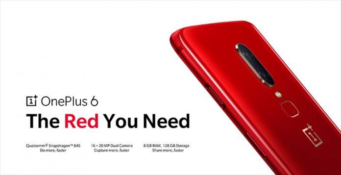 oneplus-6-röd-banner