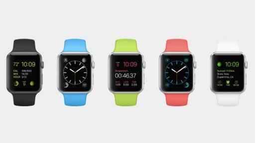 Smarta klockor kompatibla med iOS