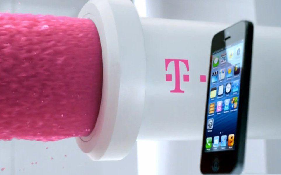 T-Mobile-poäng är hur användare får Galaxy S5 för mindre