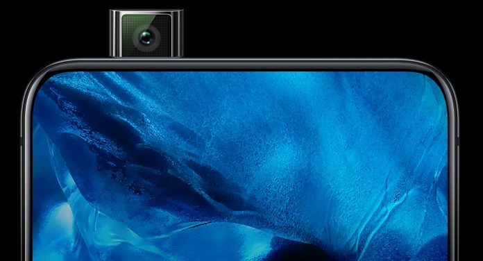 Vivo NEX A UD kommer med fingeravtryckssensor under skärmen
