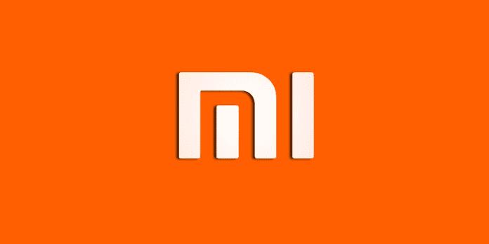 xiaomi-logotyp orange