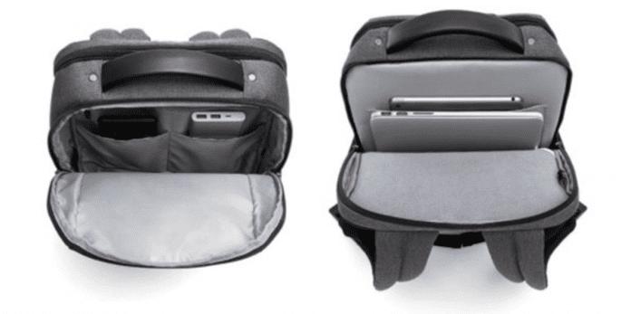 xiaomi pendlar ryggsäck skydd
