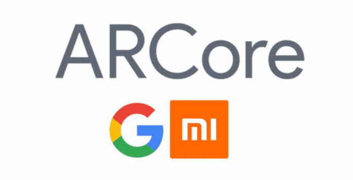 arcore-xiaomi-google
