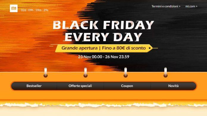 xiaomi butik online svart fredag