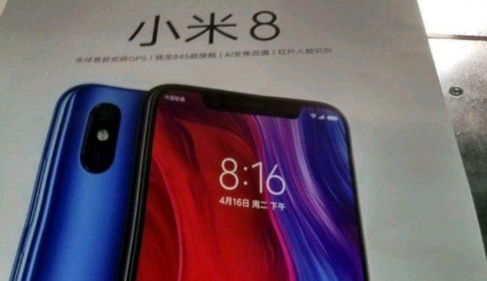 Xiaomi Mi 8 SE bekräftat av misstag |  Läcka