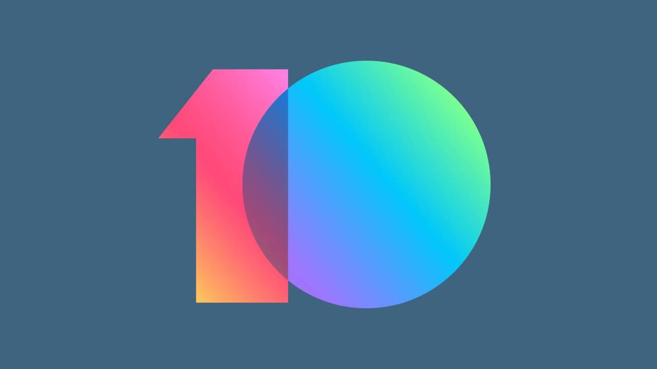 xiaomi miui 10-logotyp