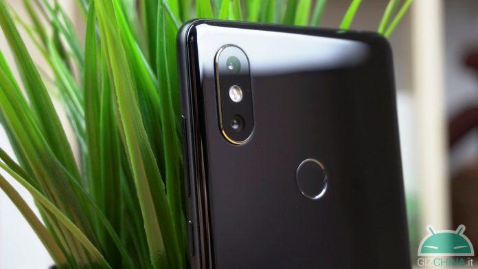 Xiaomi Mi MIX 2S recension
