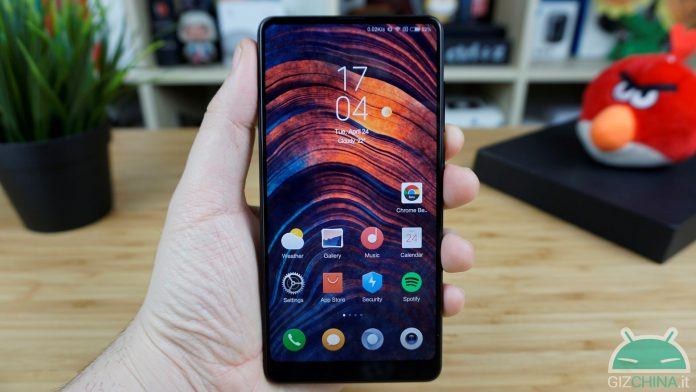 Xiaomi Mi MIX 2S recension
