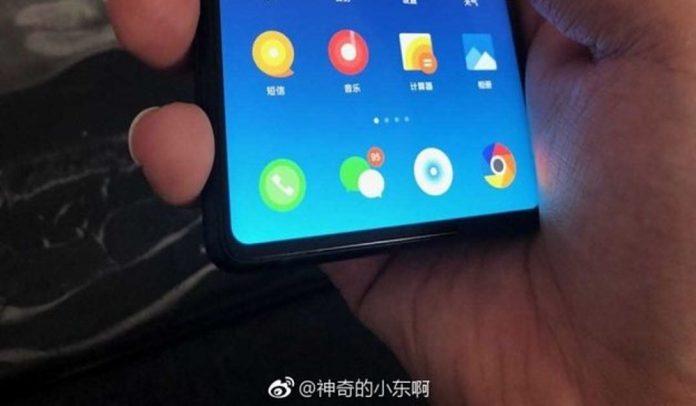 Xiaomi Mi MIX 3 visas live i en påstådd fotoläckage