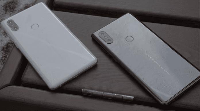 Xiaomi Mi Mix 2S kommer att skjuta som Xiaomi Mi 8 med en uppdatering: word of ...