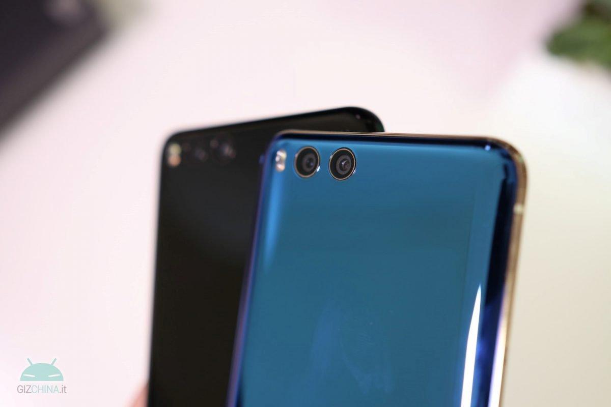 Xiaomi mi not 3