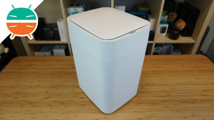 Xiaomi Mijia Townew T1 Trash Review