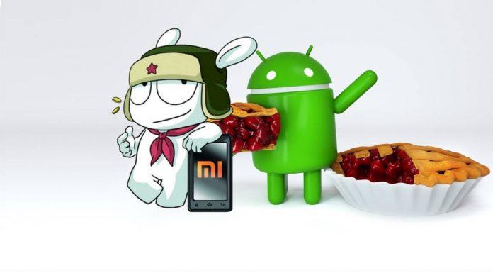 xiaomi android 9 paj