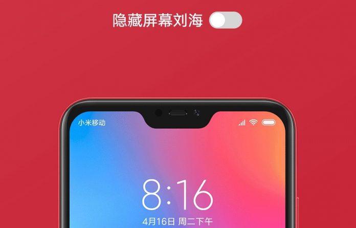 Xiaomi Redmi 6 Pro: hacket kan inaktiveras |  Förhandstitt