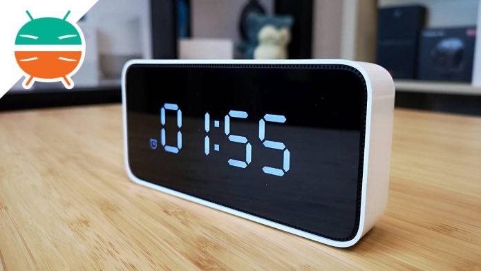 Xiaomi XiaoAI Smart Alarm Clock Review