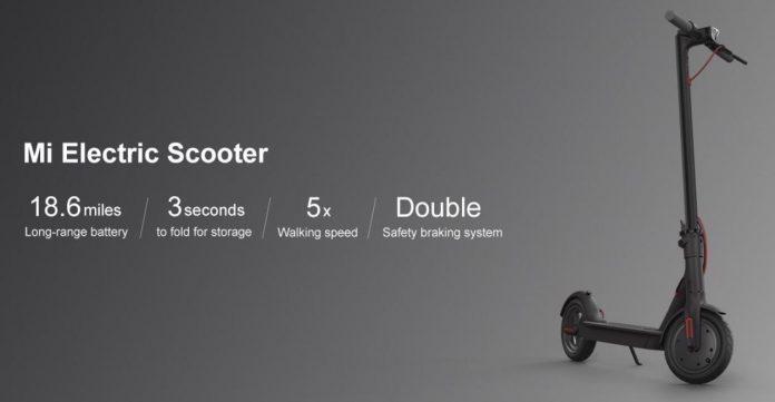 Xiaomi skoter