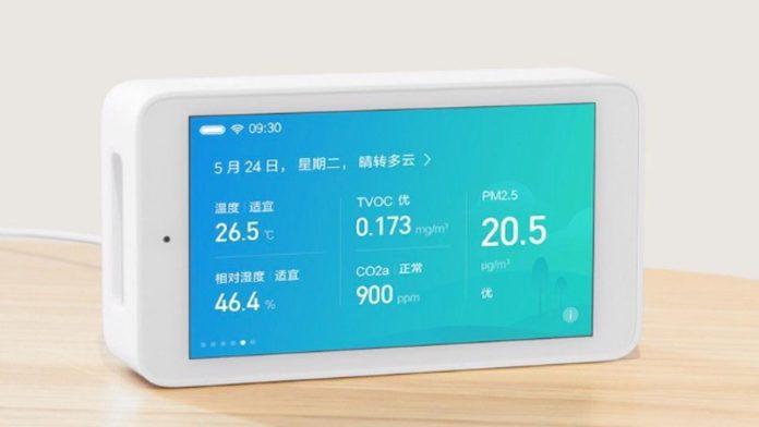 Xiaomi Mijia-detektor