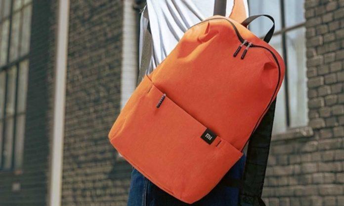 xiaomi färgglada ryggsäck 1