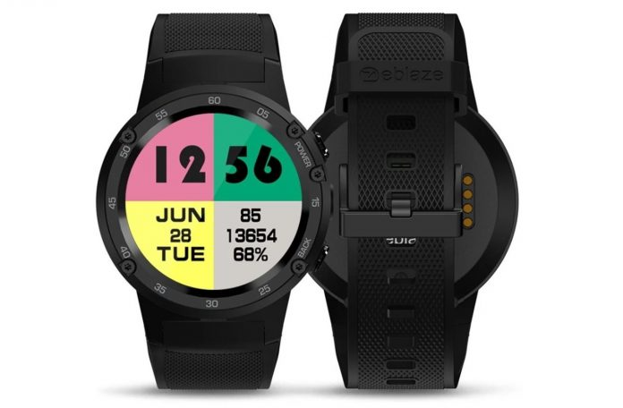 zeblaze-thor-4-smartwatch-4g-offer-tomtop-discount-code-banner