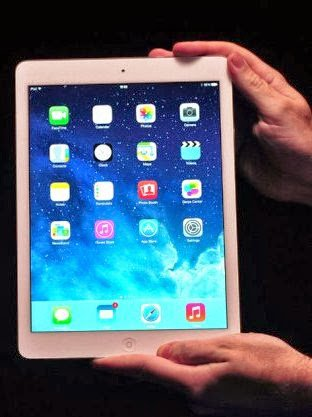 iPad Air Hands On Review